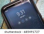 july 1  2017  las vegas  nv ... | Shutterstock . vector #685491727