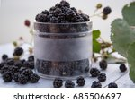blackberries | Shutterstock . vector #685506697