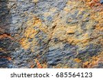 stone texture background close... | Shutterstock . vector #685564123