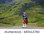 scottish highlands   september... | Shutterstock . vector #685612783