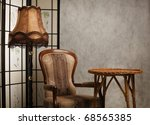 picture of the interior in the... | Shutterstock . vector #68565385