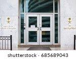 washington dc  usa   march 20 ... | Shutterstock . vector #685689043