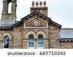 saltaire  yorkshire  uk   july... | Shutterstock . vector #685710343