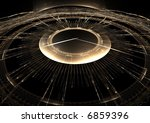 clock | Shutterstock . vector #6859396