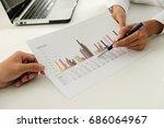 business concept. business... | Shutterstock . vector #686064967