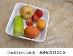 Small photo of Abundance of food, abundance society
