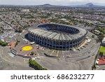 mexico city   march 16  2015 ...   Shutterstock . vector #686232277