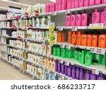 bangkok  thailand   july 28 ... | Shutterstock . vector #686233717