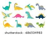 Funny Cartoon Dinosaurs...