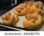 Oven Baked Pretzels