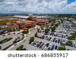miami  fl  usa   july 15  2017  ... | Shutterstock . vector #686855917