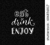 eat  drink  enjoy....