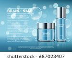 a beautiful templates for... | Shutterstock .eps vector #687023407