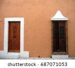 Door And Window In Mexico
