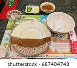 bangkok  thailand   july 31 ... | Shutterstock . vector #687404743