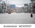 sakonnakhon  thailand   july 28 ... | Shutterstock . vector #687693937