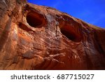 All Eyes On You Rock Formation...