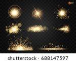 set. shining star  the sun...