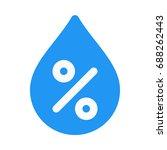 humidity   Shutterstock .eps vector #688262443