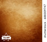 grunge scratch texture vector...   Shutterstock .eps vector #688309747