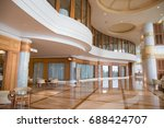 empire hotel   country club ... | Shutterstock . vector #688424707