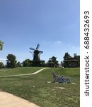 kentpark  sakarya  turkey....   Shutterstock . vector #688432693