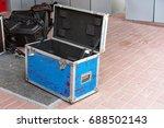Concert Equipment  Box