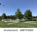 kentpark  sakarya  turkey....   Shutterstock . vector #688793083