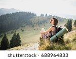 rest   Shutterstock . vector #688964833