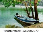 View Of Tourist   Fishing  Boa...