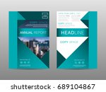 annual report brochure layout...