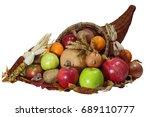 Thanksgiving Cornucopia Horn O...