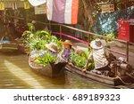 bangkok  thailand   july  30 ... | Shutterstock . vector #689189323