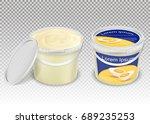 vector realistic illustration... | Shutterstock .eps vector #689235253