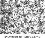 ink blots grunge urban... | Shutterstock .eps vector #689363743