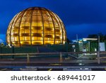 geneva  switzerland   june 8 ... | Shutterstock . vector #689441017
