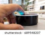 bangkok  thailand   august 4  ... | Shutterstock . vector #689548207