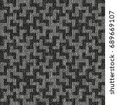 abstract irregular textured...   Shutterstock .eps vector #689669107