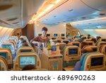 singapore   november 03  2015 ... | Shutterstock . vector #689690263
