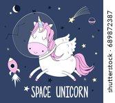 Space Sweet Unicorn...