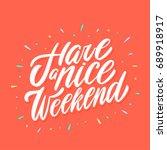have a nice weekend. greeting...