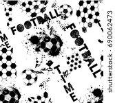 abstract seamless sport pattern ... | Shutterstock .eps vector #690062473