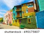Bright Colors Caminito Colorful Street - Fine Art prints