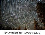 Universe Spiraling Around Nort...