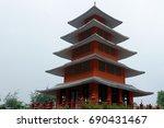 Japanese Buddhist Temple...