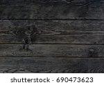 Dark Wooden Boards  Planks....