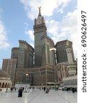 mecca  saudi arabia   august 6  ... | Shutterstock . vector #690626497