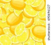 ripe juicy tropical lemon