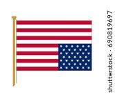 Us Upside Down Flag Distress...