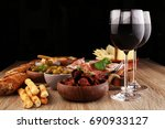 Italian Antipasti Wine Snacks...